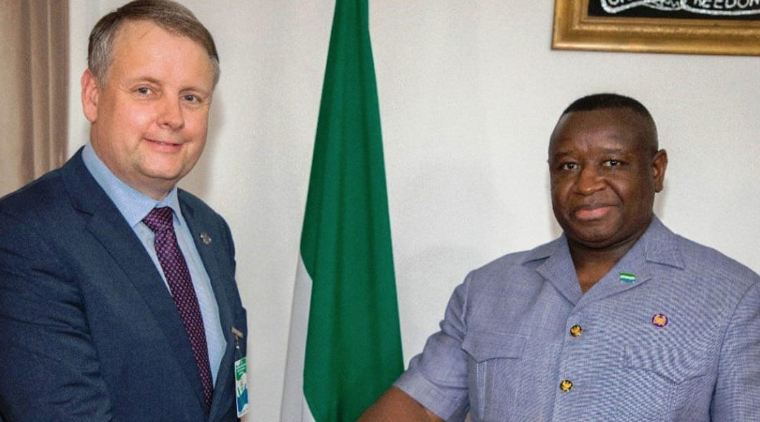 Mercy Ships Signs Agreements To Return to Sierra Leone in the Future