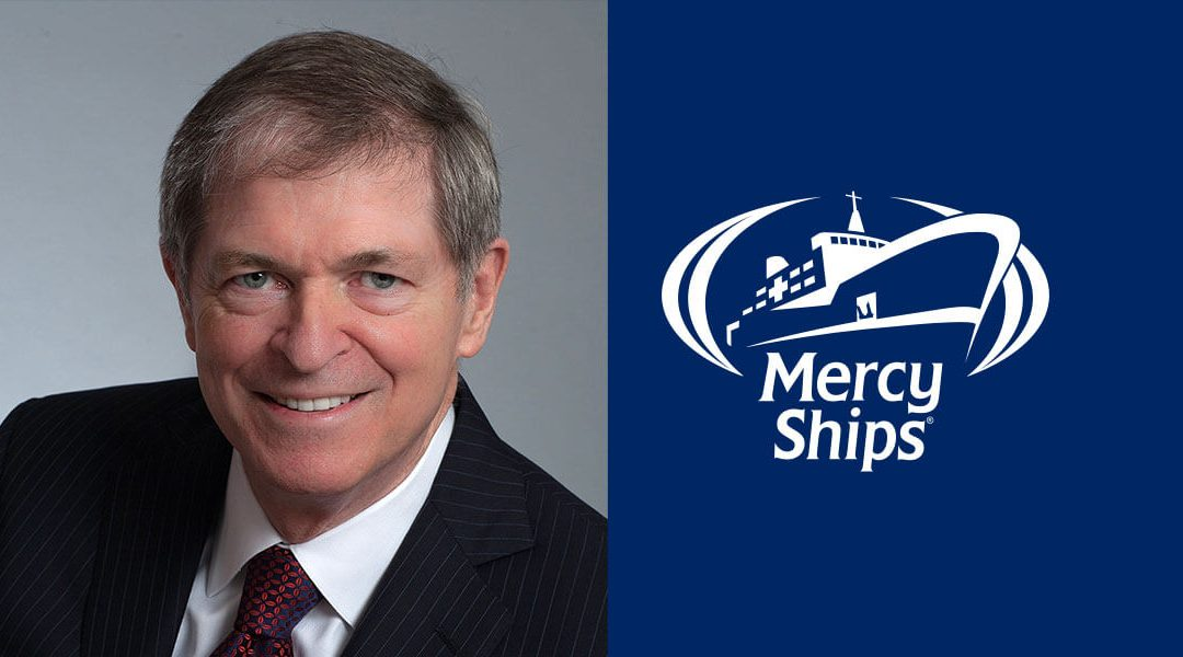 Mercy Ships Announces Retirement of Board Chairman Myron Ullman, Who has Been Instrumental in Achieving its Mission of Bringing Hope and Healing to the World's Most Disadvantaged Peoples
