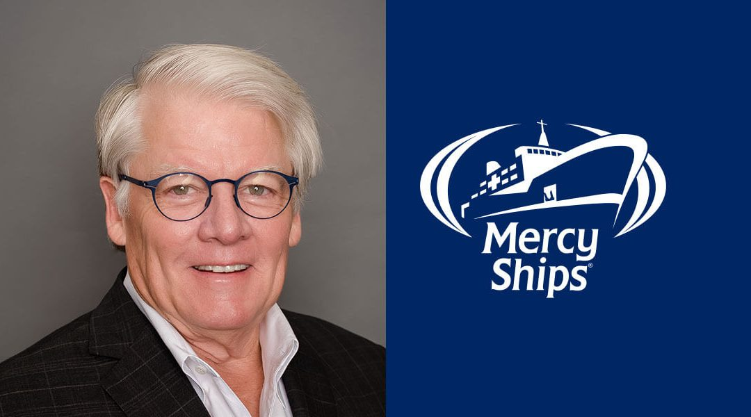 Ruben S. Martin III Elected Chairman of Mercy Ships International's Board of Directors