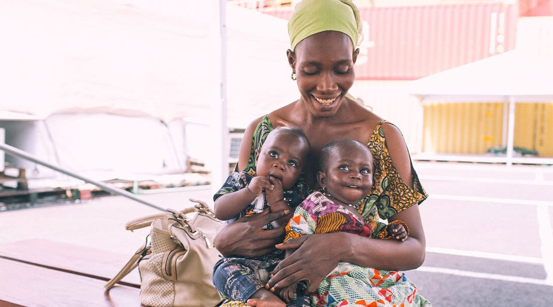 A Chance to Smile: The Infant Feeding Program