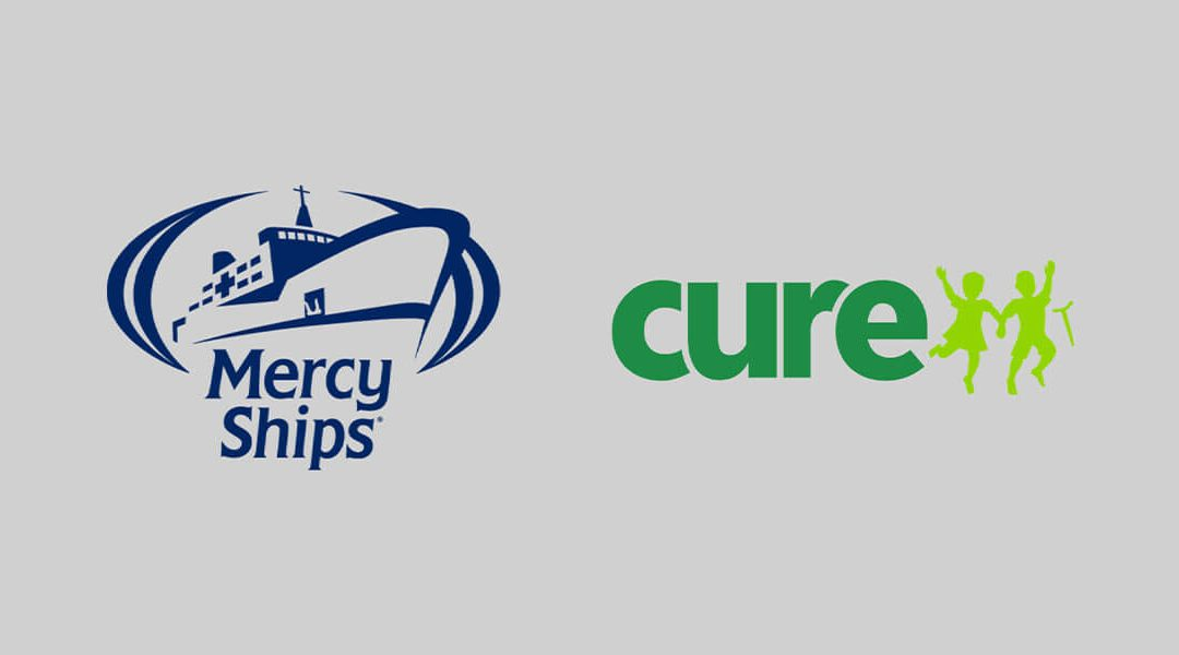 Mercy Ships and CURE International Announce Partnership Providing Surgery to Reach More Children Living with Disabilities