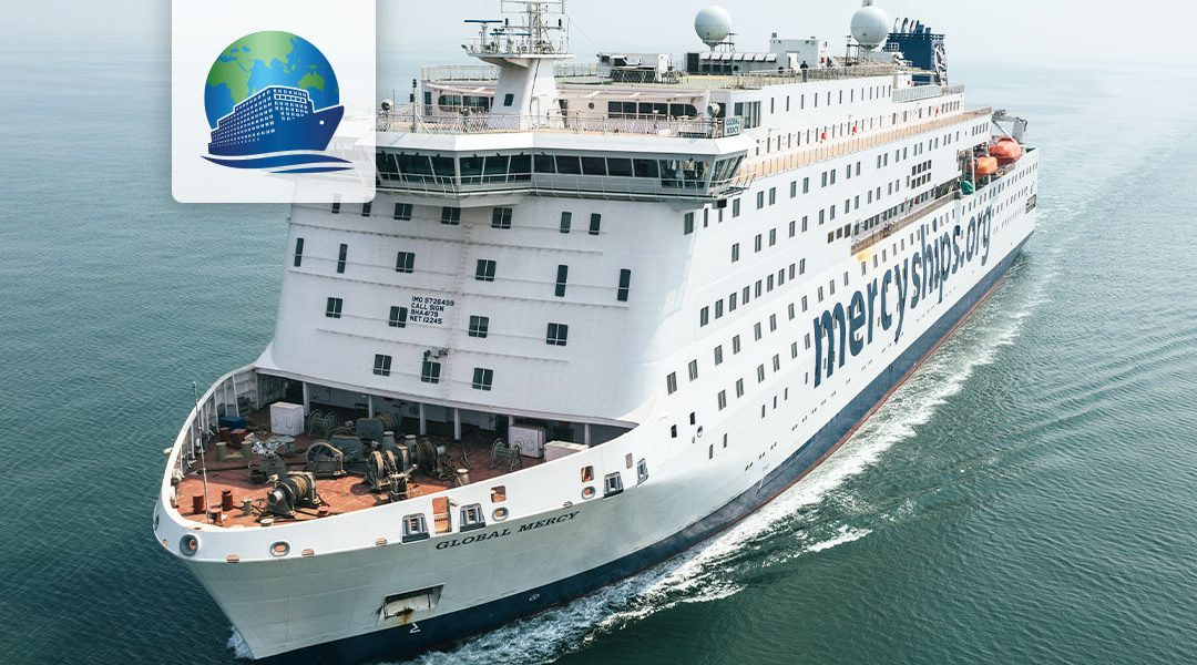 World's Largest Civilian Hospital Ship, the Global Mercy®, Successfully Passes Final Sea Trials