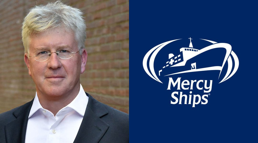 Mercy Ships International Board Announces the Appointment of  Gert van de Weerdhof as Interim CEO as Current CEO Tom Stogner Retires