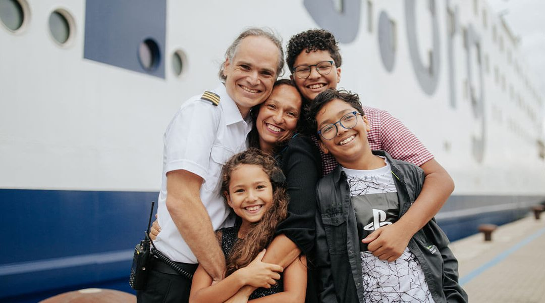 Celebrating our Seafarers on World Maritime Day