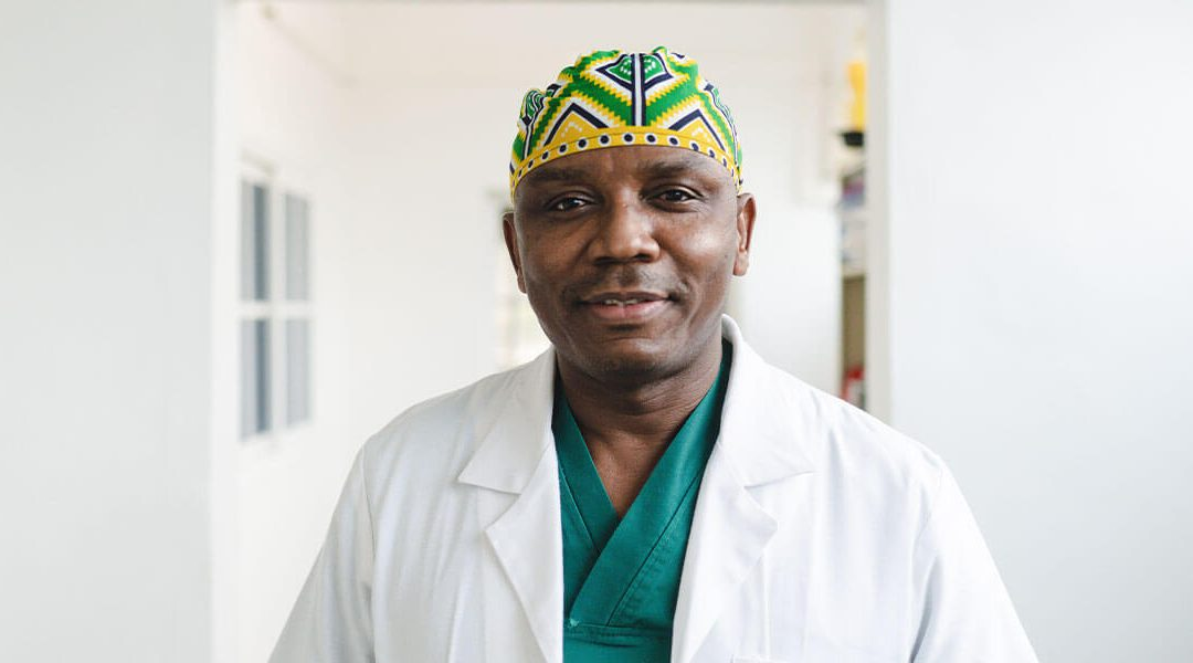 A Sight to See – Dr. Wodomé Leads a Legacy of Healing